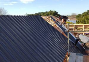 laying a new roof in auckland