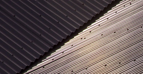 Benefits Of Corrugated Metal Roofing For Sloping Roofs Johnson Roofing